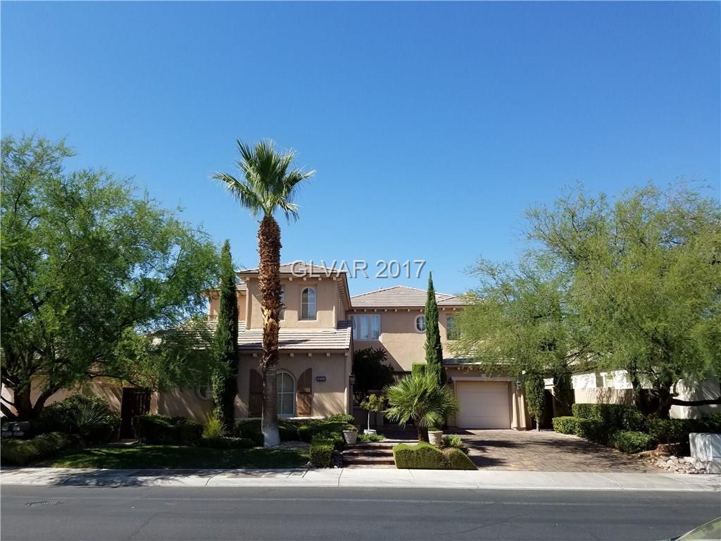 11406 SANDSTONE RIDGE Drive, Las Vegas, NV 89135