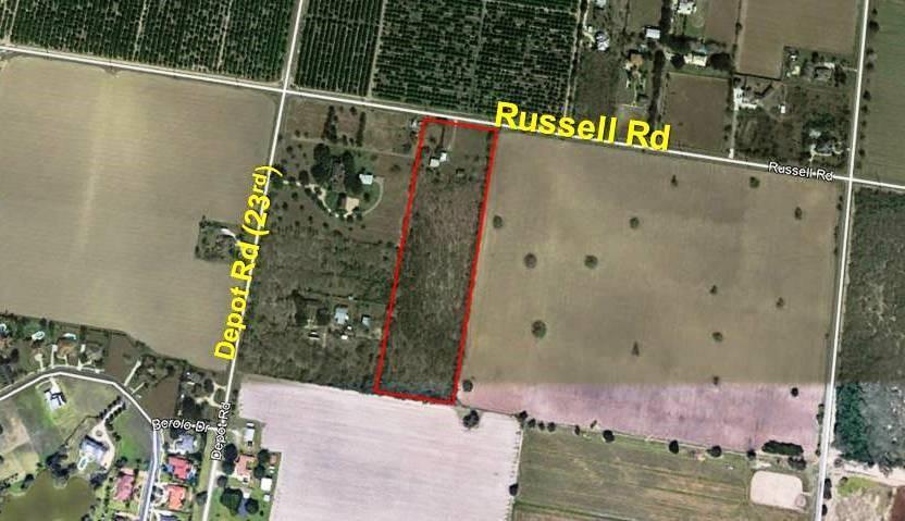 5736 W Russell Road, McAllen, TX 78504