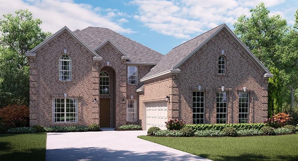 16262 Bedford Falls Lane, Frisco, TX 75068