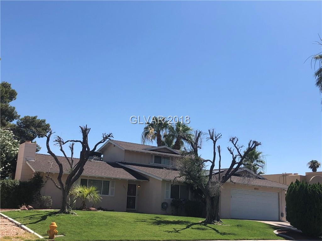 3477 E LA PALOMA Avenue, Las Vegas, NV 89121