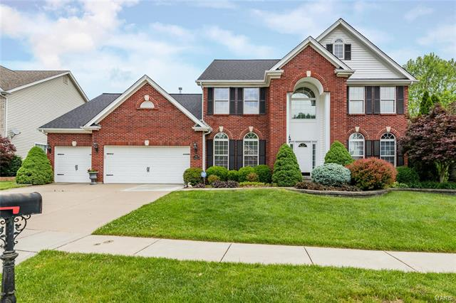 354 Palomino Hill Court, Chesterfield, MO 63005