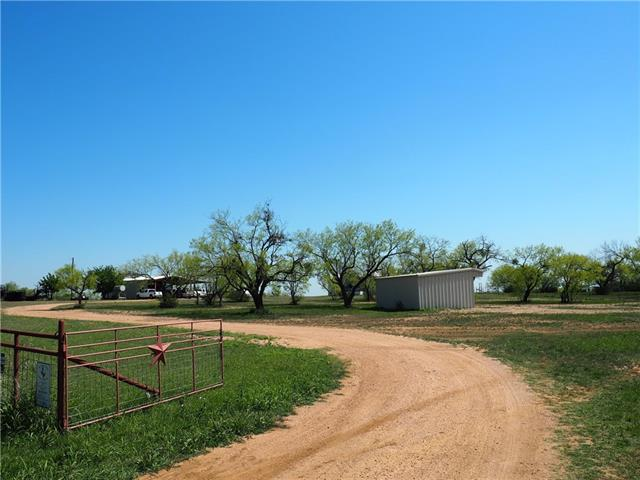 Prime Hunting Ranch in Richland Springs, perfect fit for the recreational buyer that is also wanting a good cow place with good grass & year round grazing. 50 Acres has 2 big tanks that are deep and stocked. 100% fenced with cross fences, nice set of pipe working pens. 2005 MH approx 1350 sq ft, 3 bed 2 bath in good condition, big covered deck on front and back offers great views & breezes, great for grillin & chillin. Come make this home!