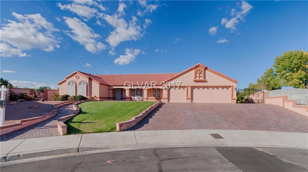 1637 INDIAN WELLS Drive, Boulder City, NV 89005