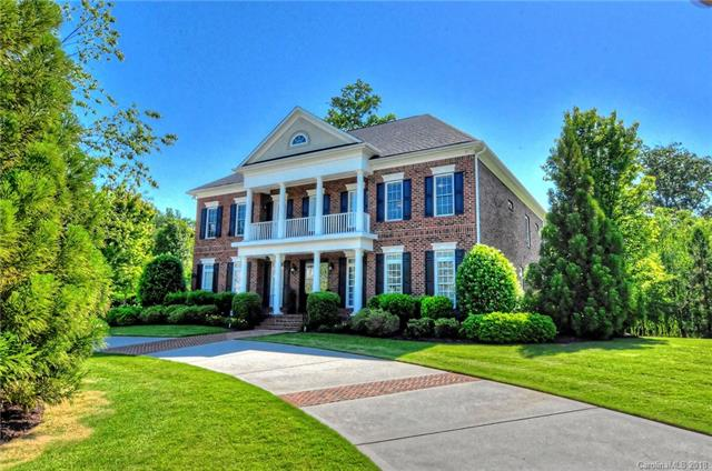 Stately 3 story Brick Home in Firethorne!!Well loved and well cared for this  is a one-owner home  in  popular golf course community.Open floorplan lets guests and family enjoy being together indoors or outside on the covered back porch overlooking the wooded and private backyard.Upper level master has his and her closets and vanities. room adjoining the master could be office, sitting room or exercise room. First floor guest bedroom with full bath being used as office. Third level large enough for pool table and media room. Circular drive. FREE GOLF INITIATION FEES INCLUDED!!!!