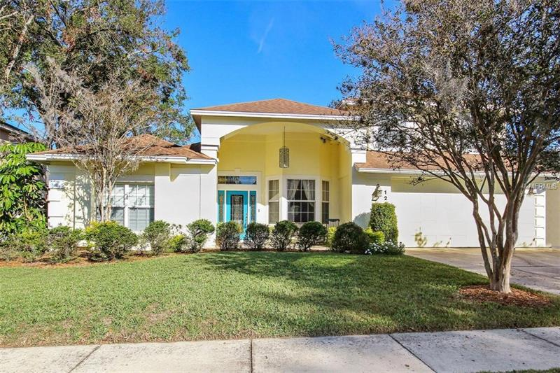 Upgraded Winter Park beauty zoned for sought after Seminole County Schools!  Great for entertaining with your SCREENED POOL in your own backyard oasis.  Complete with a new pool solar control/filter (2017), tiled cabinetry on the back deck (2007) and restained pool deck (2017).  Functional floor plan offers plenty of entertainment/living space with modern updates to include BRAND NEW PLUMBING (2017), UPDATED ROOF (2011), AC (2015), CARPET (2014), FENCE (2017),  PAINT (2016).  The family chef will love the kitchen showcasing the added under-staircase pantry (2007),  stainless appliances and granite countertops (2010)-open to the informal dining and family room with abundant windows and access to your outdoor living space.  Split bedroom plan lets you escape to your first-floor private master suite with access to your beautiful pool area.  First-floor bedroom offers an additional SECONDARY MASTER BEDROOM for multi-generational living.  Lost Creek is an established community in Winter Park.  Walking distance to Lake Howell High School and Tuskawilla Middle School.  Just minutes to 417 Expressway, shopping and dining. Don't miss your chance to live in this quiet community convenient to everything!