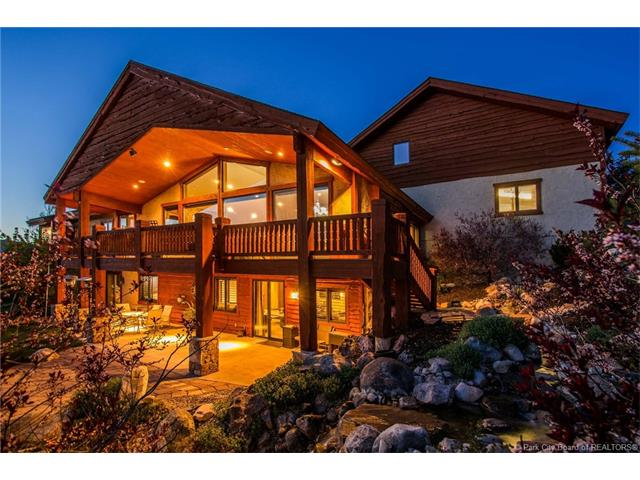 6015 Mountain Ranch Drive, Park City, UT 84098