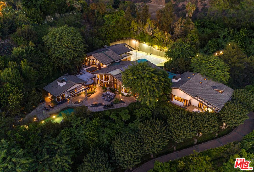 1160 SHADOW HILL Way, Beverly Hills, CA 90210