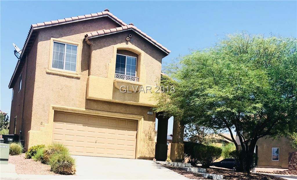 HENDERSON HOME W/ POOL, LARGE BACKYARD, COVERED PATIO & BALCONY, CHILD GATE AROUND POOL, GREATROOM STYLE FLOORPLAN W/DEN THAT CAN EASILY BE CONVERTED TO 4TH BEDROOM, NICE SIZE MASTER W/WALK-IN CLOSET AND BALCONY, NICELY PAINTED, WITH TILE THROUGHOUT DOWNSTAIRS, HOME SITS ON THE CORNER.