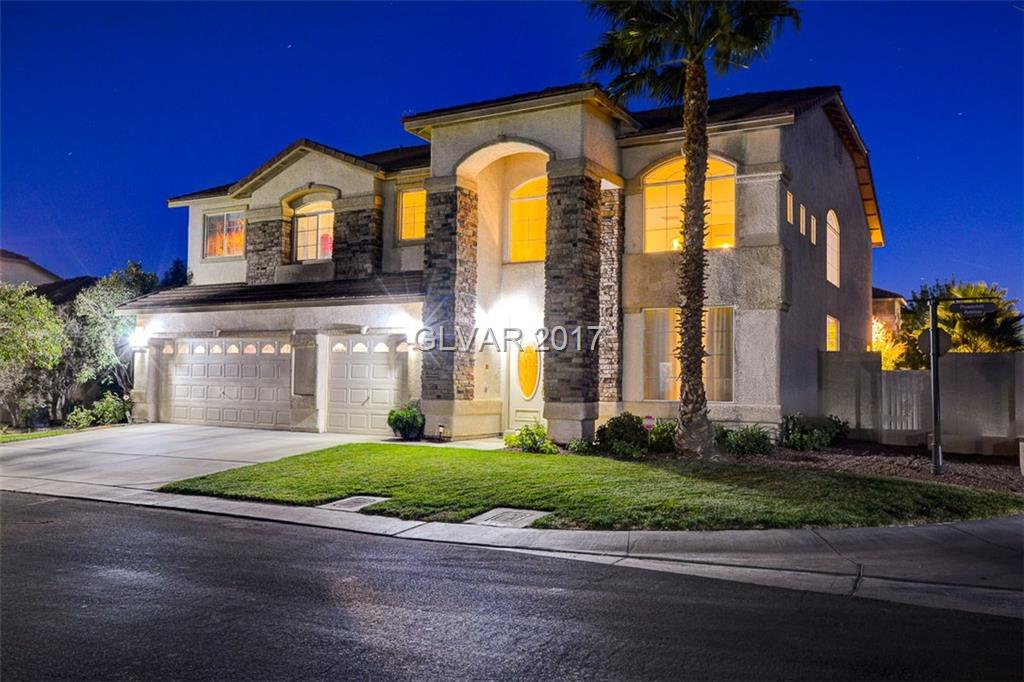 RARE OPPORTUNITY to own an OVERSIZED 9,147SF CORNER LOT/PRIVATE location w/5 BEDROOMS, 4 BATH, 3CAR GARAGE, WATERFALL POOL/SPA, EXPANSIVE KIT w/DOUBLE PREP ISLANDS, GRANITE, SS APPLIANCES, MORNING DINING BAY+DINING BAR, FORMAL DINING RM, LIVING RM+SEPARATE FAM RM w/FP+OVERSIZED SEPARATE BONUS RM, WORKSHOP, ENTERTAINER'S DREAM BACKYARD w/NEW INSTALLED PATIO, BUILT-IN BBQ KITCHEN w/FIREPIT DINING BAR TABLE, SOLAR HEAT POOL w/unique WATER SUN-DECK.