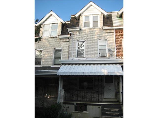 649 N 16th Street, Allentown City, PA 18102