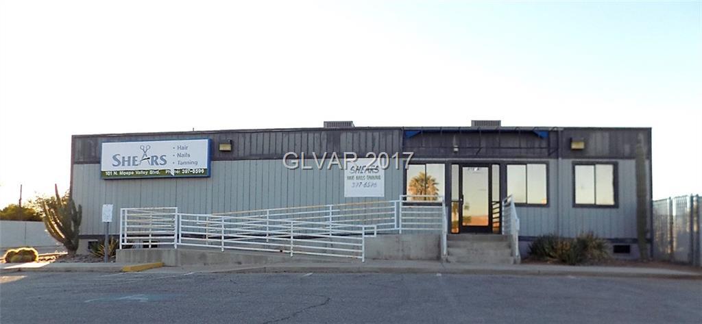 161 MOAPA VALLEY Boulevard, Overton, NV 89040