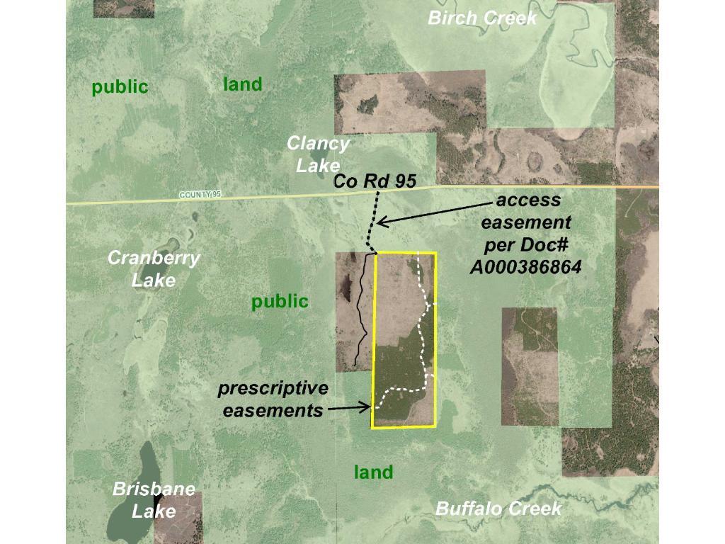 SENW&E2SW County Road 95, Lake George Twp, MN 56458