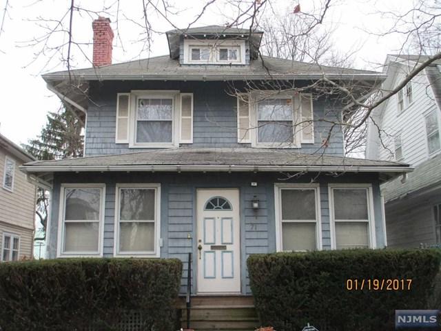 71 Ely Place, East Orange, NJ 07017