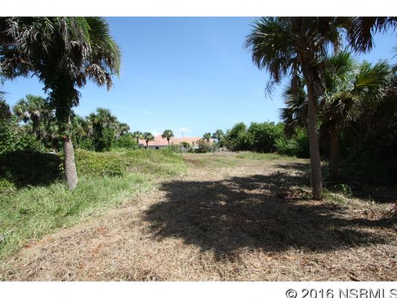 Cleared and filled extra large Beachside lots. Lot dimensions are 75x189+. Area of upscale homes. Water meters in place. Super close to the Watts Ave. beach walkover, which is primarily used by the neighborhood since there is no vehicle parking in the area. Very close to a couple of small boat ramps to access the Mosquito Lagoon backwater.