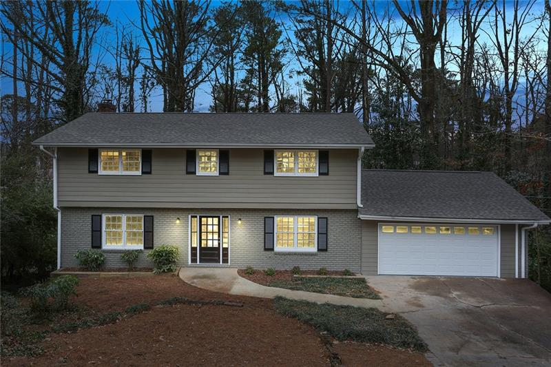 1675 Chateau Drive, Atlanta, GA 30338