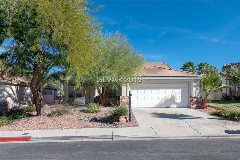 OUTSTANDING DEAL FOR THIS CHARMING SINGLE STORY 3 BED + DEN, 2 BATH, 2 CAR GAR HOME W/ SWIMMING POOL IN EXCLUSIVE GREEN VALLEY RANCH. Kitchen Ft. Brkfst Bar, Nook, All Appls Incl. Overlooks Warm Fam Rm w/ Fan/Lt + Gas Fireplace. Private EZ Maint. Backyard w/ Patio. Lrg Master Suite w/ Ceiling Fan/Lt, Walk-in Closet, Sliding Door to Pool. Mstr Bath w/ Dbl Sinks, Soaking Tub, Shower. Near Park- Basketball/BBQ/Playground/Pet. ZONED for TOP SCHOOLS