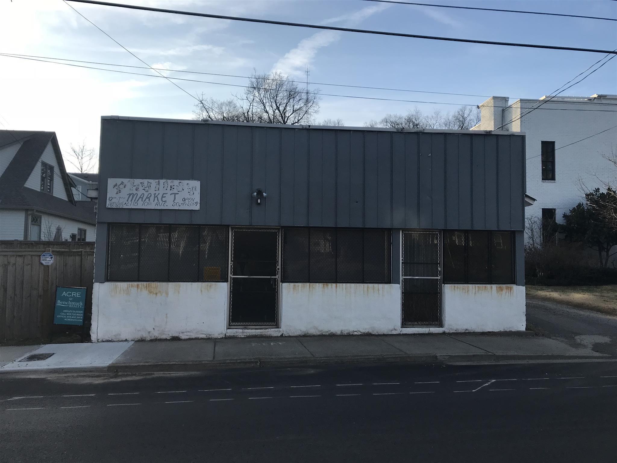 2115 10Th Ave S, Nashville, TN 37204