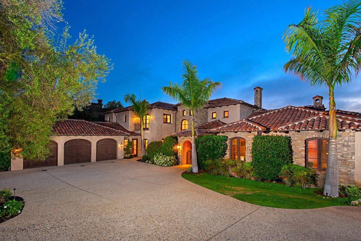 8018 Camino De Arriba, Rancho Santa Fe, CA 92067