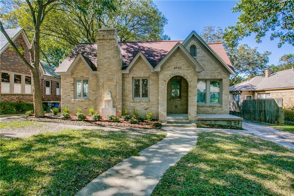 6943 Lindsley Avenue, Dallas, TX 75223
