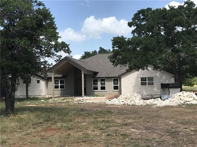 This custom single story stunner is sure to impress in beautiful Fredrickson Ranch on Lake Georgetown!  Move in ready Jan 2019. The entertainer's kitchen boasts SS appliances, quartz countertops and huge wrap around limestone island opening to the family room.  Numerous designer finishes throughout!  Enjoy the spacious covered patio which looks out to mature trees and tranquil hill country views. Only two miles from Cedar Breaks Park offering water access, boat ramp and camping. No HOA fees!