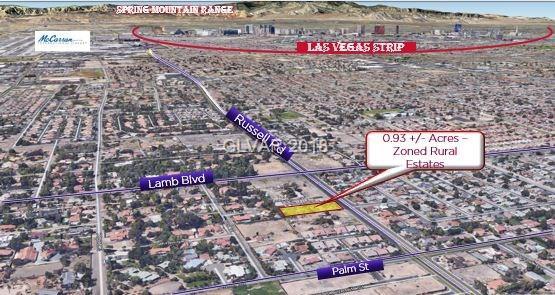4291 RUSSELL Road, Las Vegas, NV 89120