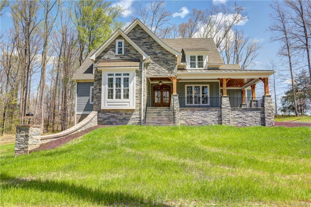 Breeze hill homes for sale in goochland county va for Modern homes for sale in virginia