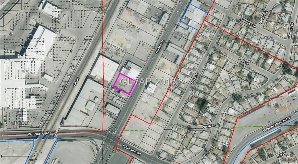 701 MAIN Street, Las Vegas, NV 89101