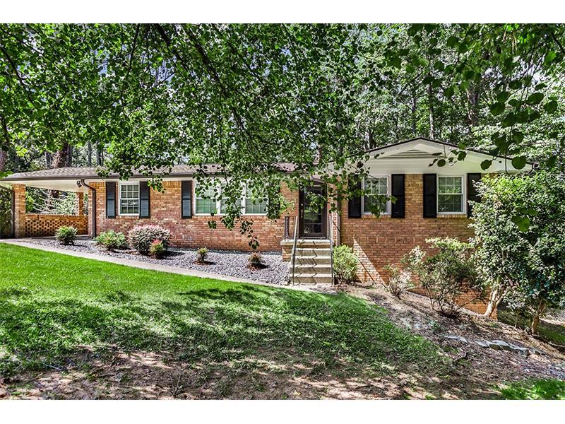 2309 Capehart Circle NE, Atlanta, GA 30345