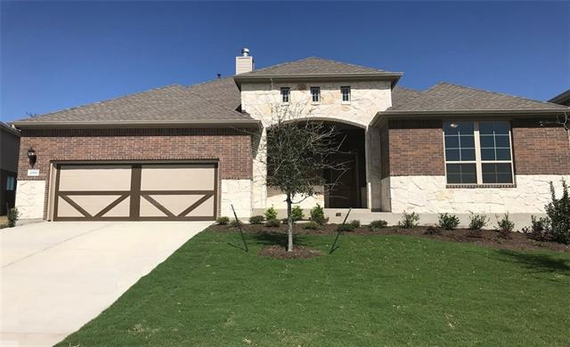 One-story Yale design with spacious open Living area, large Kitchen Island, fire place, mud set Master Shower with soaking tub, and Covered Patio. Available NOW!