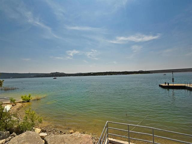 Condo located in Lakeside Villas II a gated community in LTISD school district. 3 Bed and 3 Bath built in 2016. Beautiful views and great location. Lake Austin and Travis access, with playground, boat ramp, and swimming dock. Jogging/biking path. Public golf course.