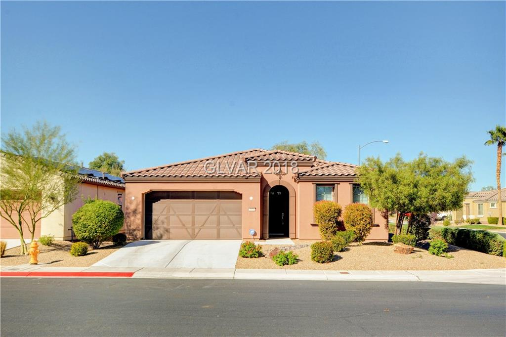3816 CORTE BELLA HILLS Avenue, North Las Vegas, NV 89081