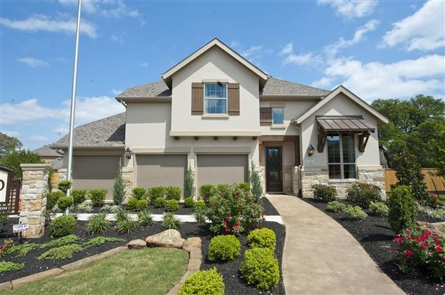 MLS# 1150396 - Built by Highland Homes - February completion! ~ High ceilings and tall windows let in tons of natural light!  Our all brick home sits on an over sized lot for extra privacy. The family is open to the kitchen and dining areas. The gourmet kitchen with center island, walk in pantry, and a breakfast nook is the same as our model! A study offers a place to work from home. The master bathroom has an over sized shower. The privacy fenced backyard is a perfect retreat!