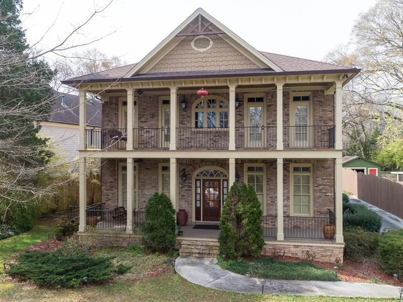 1363 Sylvan Circle NE, Atlanta, GA 30319