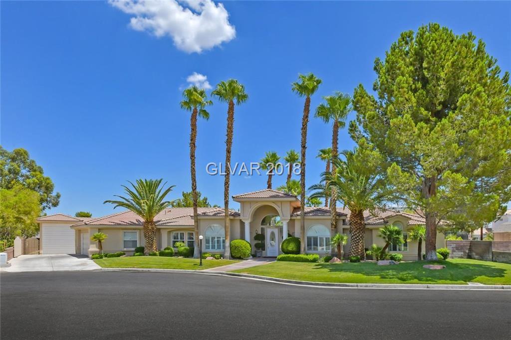 1620 FAIRGATE Court, Las Vegas, NV 89117