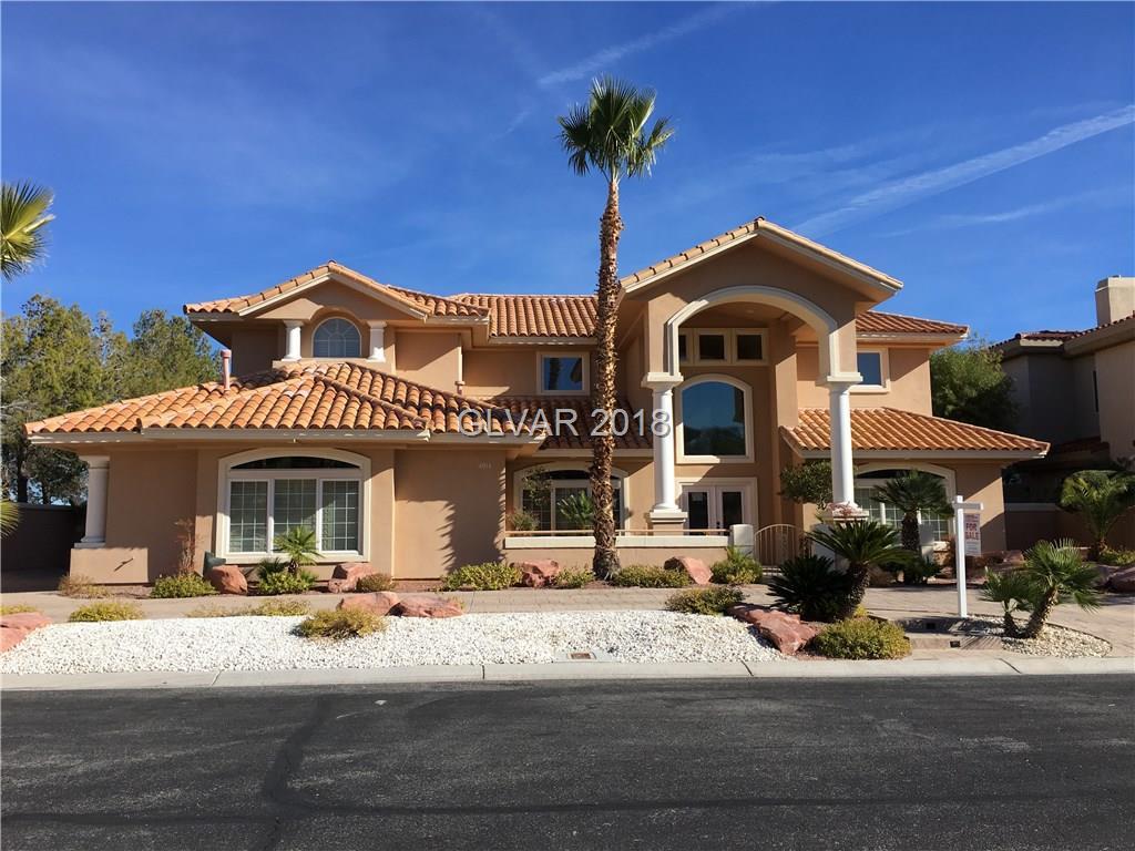 4914 MESA CAPELLA Drive, Las Vegas, NV 89148