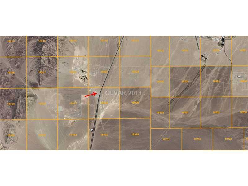 0 US HWY 95, Boulder City, NV 89005