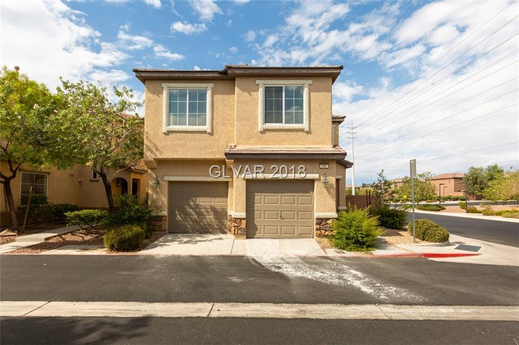 741 TALIPUT PALM Place, Henderson, NV 89011