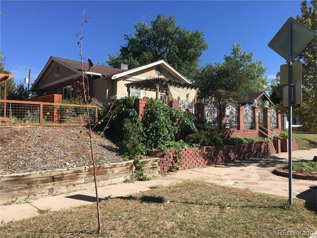 Image of a house in 3732 Cook Street Clayton Denver CO
