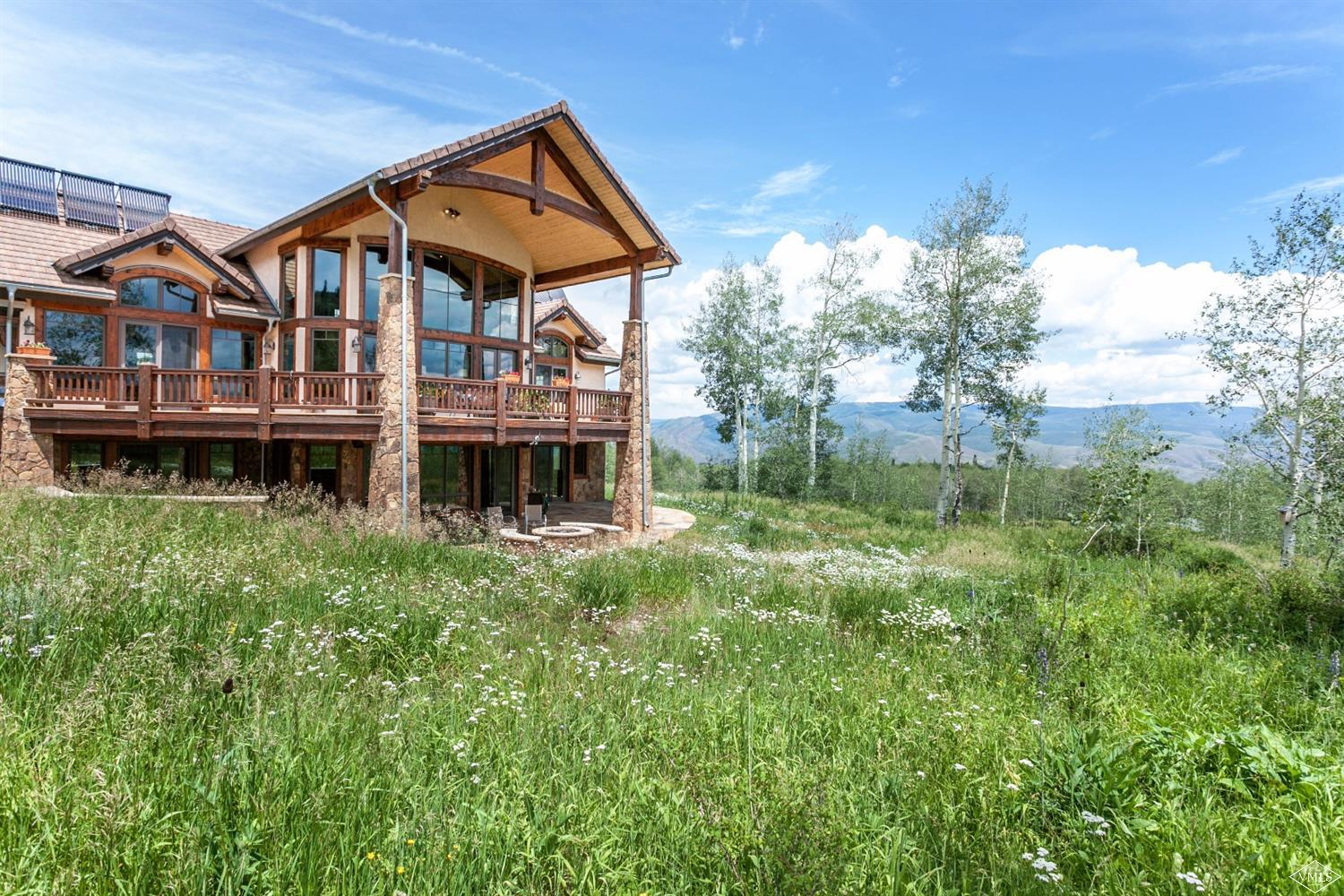 5458 Bellyache Ridge Road, Wolcott, CO 81655