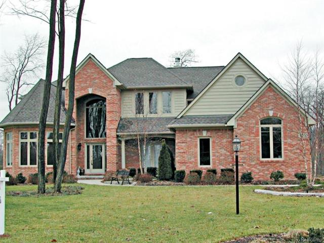 New Construction. Custom built & designed by Nordic Homes. Located across the street from Glen Lore Golf course. use your own plan or your own builder, lot is also listed in MLS. Possible walk out, city sewer & water, beautiful view of woods from back of home in area of large custom Homes.