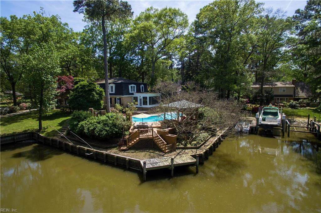 417 WOLFS NECK Trail, Virginia Beach, VA 23452