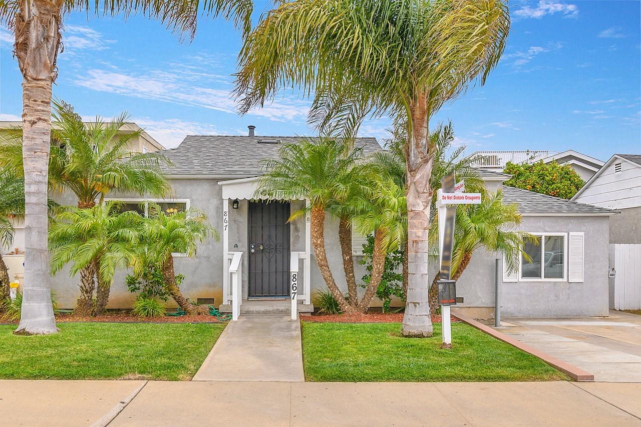 867-869 Tourmaline, San Diego, CA 92109