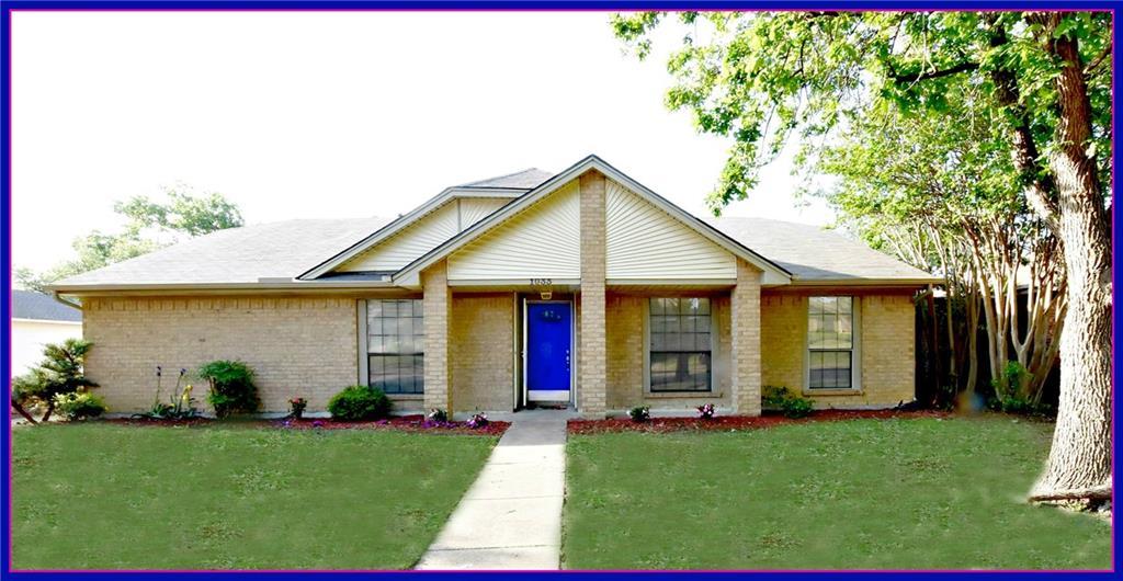 1033 Bass Drive Plano, TX 75025 Collin County Real Estate