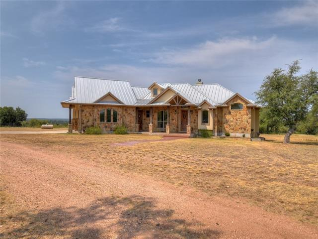 304 +/- acres with beautiful 2760 sq. ft. 3/2.5 home, granite countertops, stainless steel appliances.  Rustic yet elegant and a view to die for!