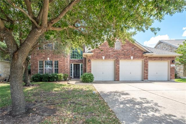 Large, 4 Bedroom, 2.5 Bath Home in Behrens Ranch ~ 3666 sq ft ~ Custom Island Kitchen with Granite Counters & Stainless Appliances, Bright Sunroom ~ Master Down ~ Walk In Pantry ~ 3 Car Garage ~ Community Pool ~ Excellent Schools