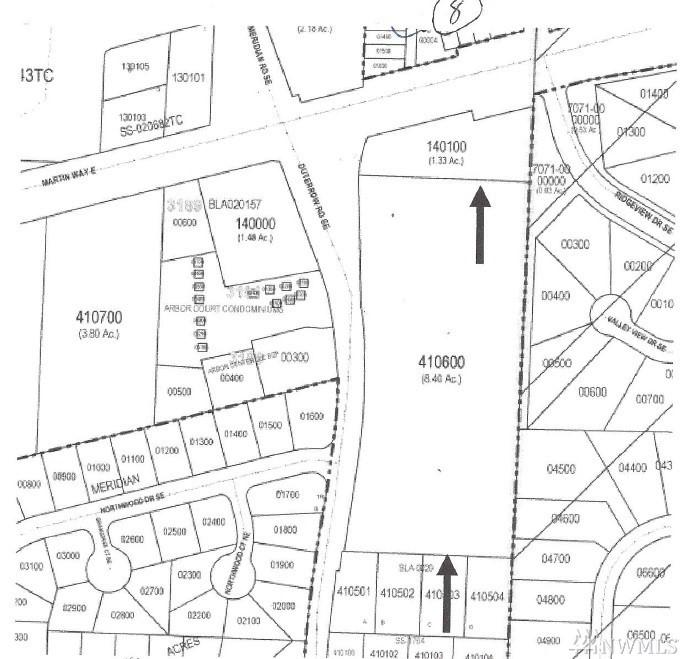 93 Martin Way East and Duterrow Rd SE, Olympia, WA 98516