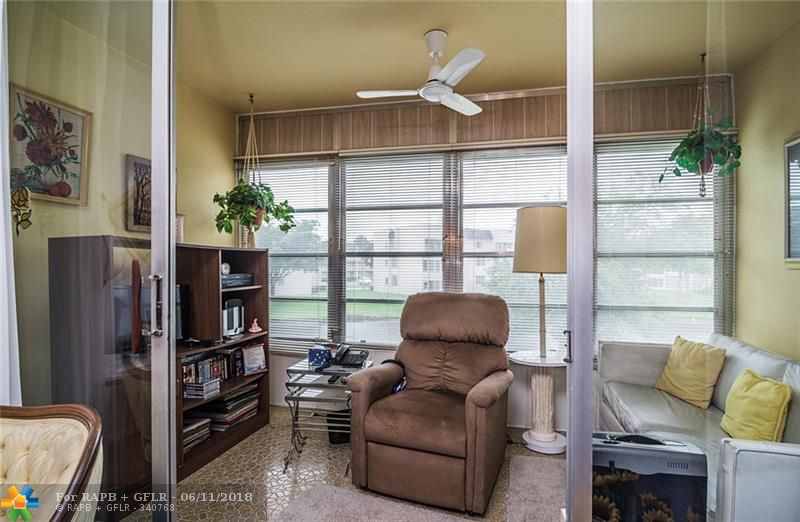 Spacious 2 bedroom 2 bathroom condo with large walk in closets in 55+ community.  Serene water view from screened in and enclosed florida room/porch.  Active community with social amenities including: pools, clubhouse, business center, exercise room, billiards, game room, library, picnic area, tennis, and more!
