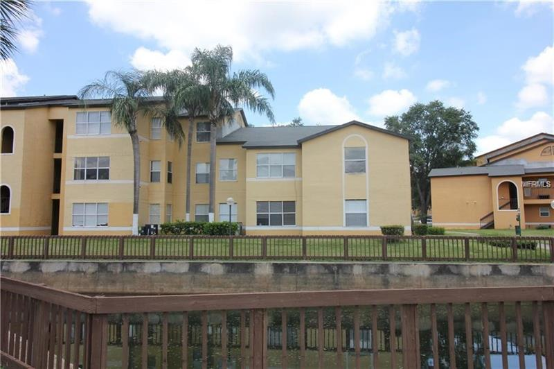Gated community in East Orlando, Second Floor 2 Bedroom, 2 bath End Condo unit in Venetian Place with canal view. Tile flooring throughout entire condo, the condo located 30 minutes away from all the attractions. Venetian bay has its own resort style club house, with communal pool, fitness center, clubhouse, racquetball courts, tennis courts, community pool, barbecue area and more, Perfect Location, Near Semoran Blvd and Pershing Ave and Orlando International Airport, plus dining and shopping.