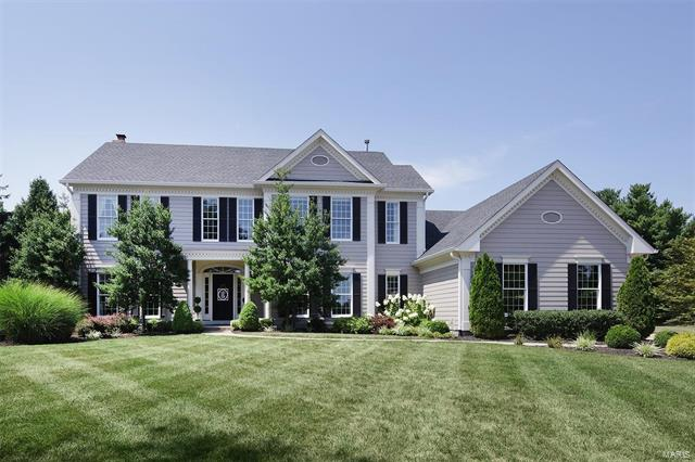 2221 Stonegate Manor Court, Chesterfield, MO 63017