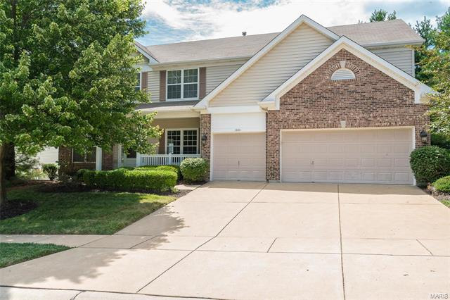 1001 Brightfield Manor Court, Chesterfield, MO 63017